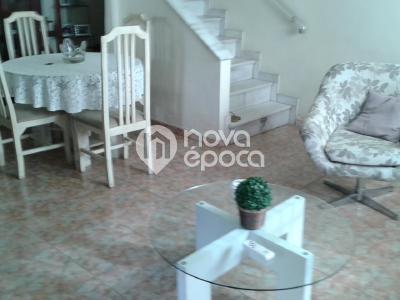 Engenho Novo, 3 quartos, 2 vagas, 115 m² 490447