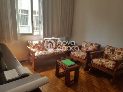 Botafogo, 2 quartos, 1 vaga, 58 m² 490690