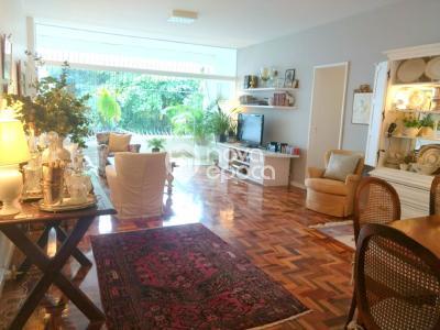 Gávea, 3 quartos, 1 vaga, 135 m² 490852