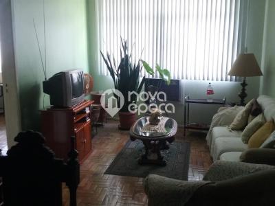 Tijuca, 2 quartos, 1 vaga, 86 m² 493097