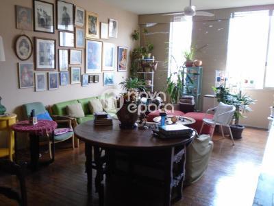 Laranjeiras, 3 quartos, 1 vaga, 133 m² 494784