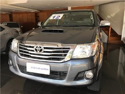 Toyota Hilux 2012 495759