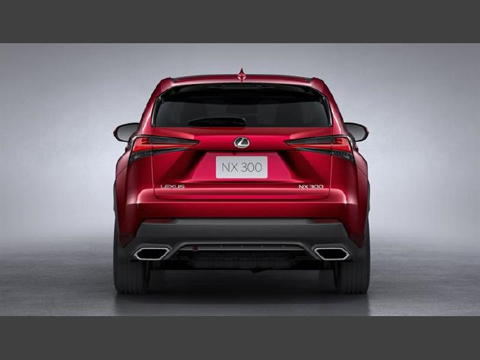 Foto 2: Lexus NX 300 2018