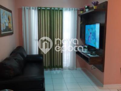 Engenho de Dentro, 3 quartos, 1 vaga, 63 m²