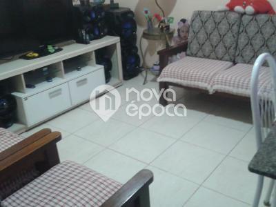 Oswaldo Cruz, 2 quartos, 60 m² 510052