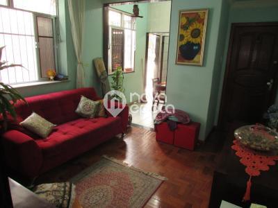 Engenho de Dentro, 2 quartos, 1 vaga, 70 m² 510210