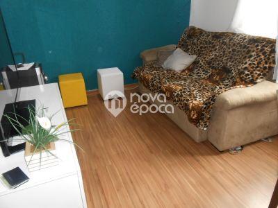 Riachuelo, 2 quartos, 1 vaga, 48 m² 510243