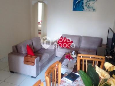 Méier, 2 quartos, 60 m² 510268