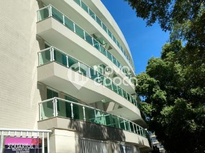 Vila Isabel, 2 quartos, 1 vaga, 66 m²