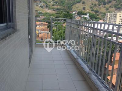 Engenho de Dentro, 2 quartos, 1 vaga, 81 m² 510464