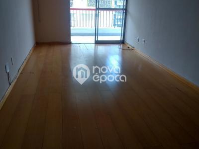 Méier, 2 quartos, 1 vaga, 71 m² 510593