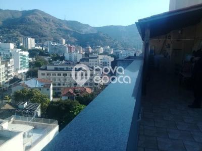 Méier, 3 quartos, 2 vagas, 143 m² 510689
