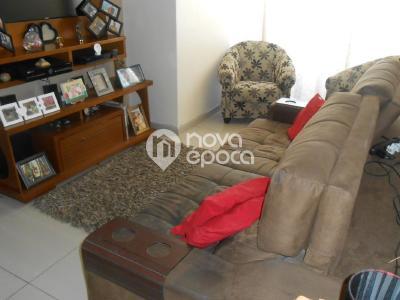 Engenho Novo, 2 quartos, 1 vaga, 50 m² 510735