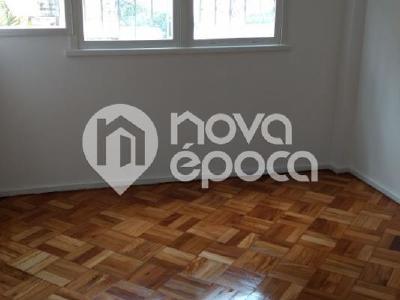 Méier, 2 quartos, 50 m²