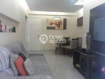 Engenho de Dentro, 3 quartos, 1 vaga, 70 m² 510911