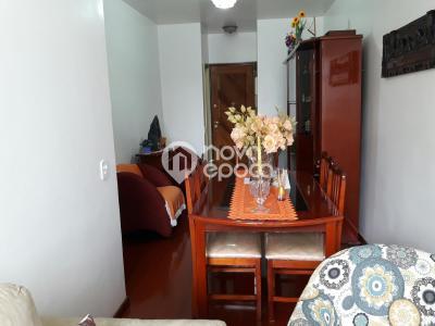 Méier, 2 quartos, 2 vagas, 77 m² 510952