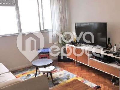 Lagoa, 2 quartos, 1 vaga, 66 m² 510960