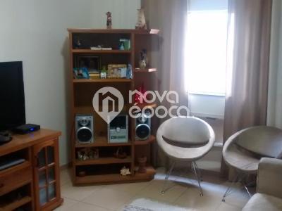 Méier, 2 quartos, 1 vaga, 70 m² 511105