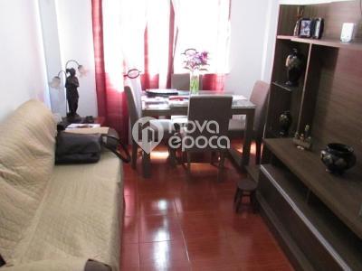 Méier, 2 quartos, 1 vaga, 52 m² 511145