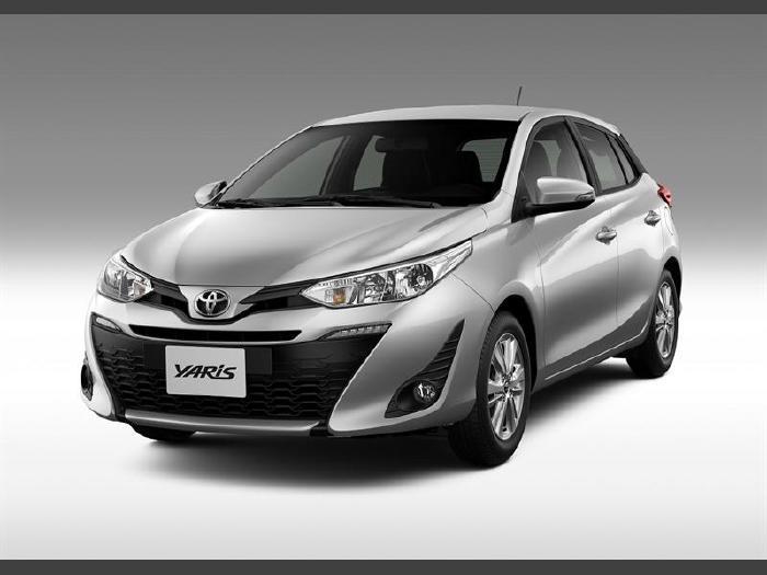 Foto 1: Toyota Yaris 2019