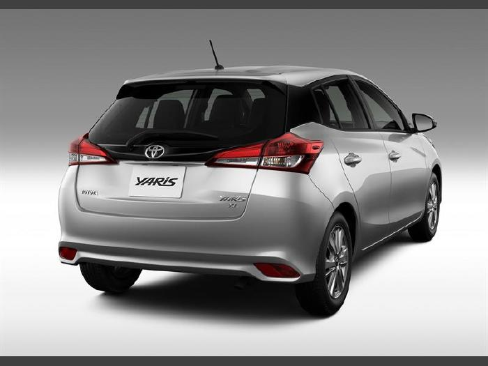 Foto 2: Toyota Yaris 2019