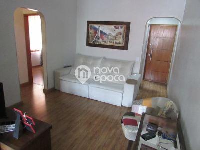 Méier, 2 quartos, 1 vaga, 75 m²