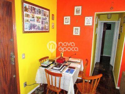 Grajaú, 2 quartos, 50 m²
