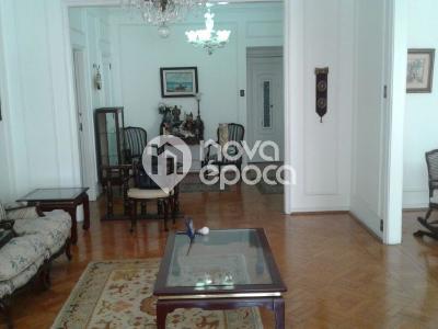 Botafogo, 3 quartos, 2 vagas, 277 m² 516713