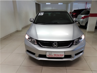 Honda Civic 2015 517172