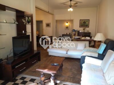 Laranjeiras, 3 quartos, 1 vaga, 132 m² 517204