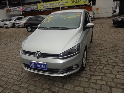 Volkswagen Fox 2015 517233