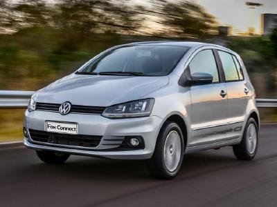 Volkswagen Fox 2018 517431