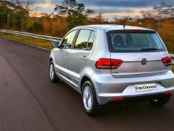 Foto 1: Volkswagen Fox 2018