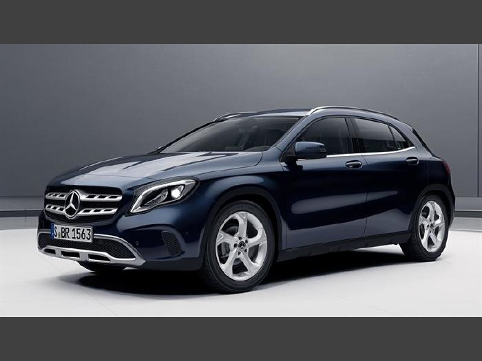 Mercedes-Benz GLA 250 2019