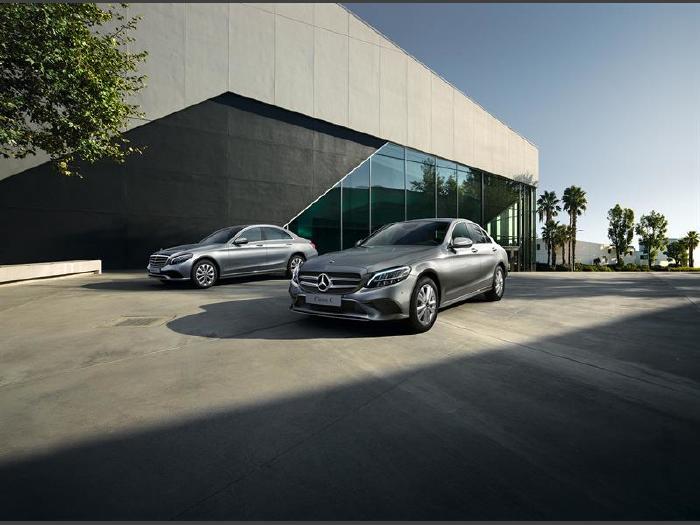 Foto 1: Mercedes-Benz C 180 2019