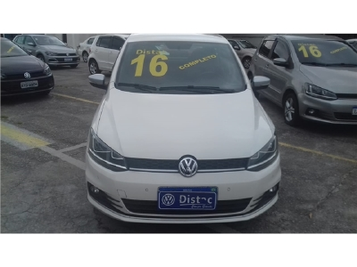 Volkswagen Fox 2016 518834