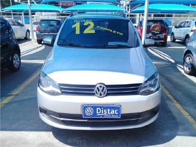 Volkswagen SpaceFox 2012 519938