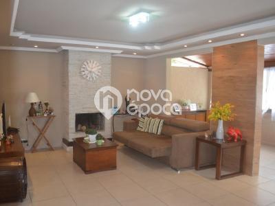 Taquara, 4 quartos, 3 vagas, 413 m² 520036
