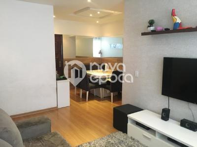 Méier, 3 quartos, 1 vaga, 95 m²