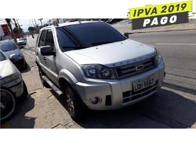 Ford Ecosport 2012 520189