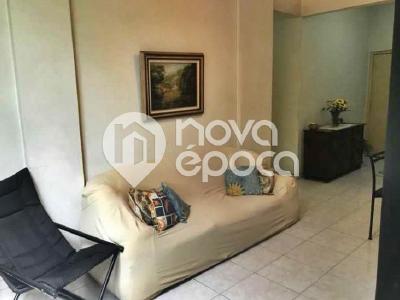 Flamengo, 2 quartos, 1 vaga, 82 m²