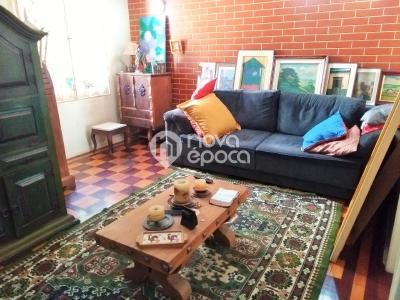 Tijuca, 4 quartos, 160 m² 521115