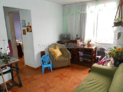 Madureira, 2 quartos, 1 vaga, 53 m²