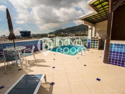 Engenho de Dentro, 5 quartos, 2 vagas, 300 m² 522675