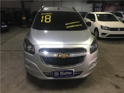 Chevrolet Spin 2018 524333