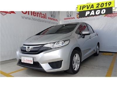 Honda Fit 2016 524338