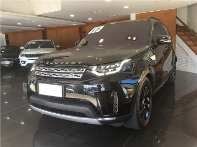 Land Rover Discovery 2017 524361