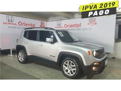 Jeep Renegade 2017 524412