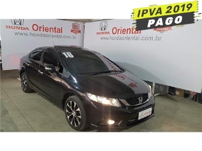 Honda Civic 2016 524415