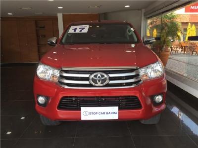 Toyota Hilux 2017 524662